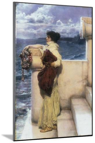 Hero, 1898-Sir Lawrence Alma-Tadema-Mounted Giclee Print