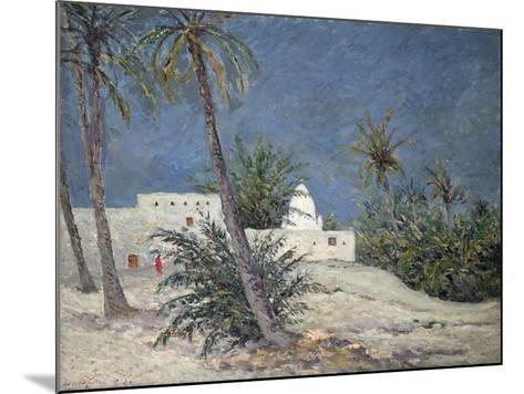 Le Marabout de Bou-Chagroune, Sahara, 1913-Maxime Emile Louis Maufra-Mounted Giclee Print