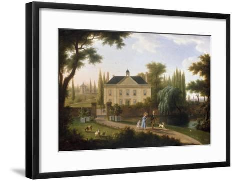 A Walk in the Park-Franz Swagers-Framed Art Print