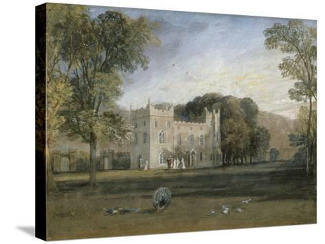 Clontarf Castle, Co. Dublin, c.1817-J^ M^ W^ Turner-Stretched Canvas Print