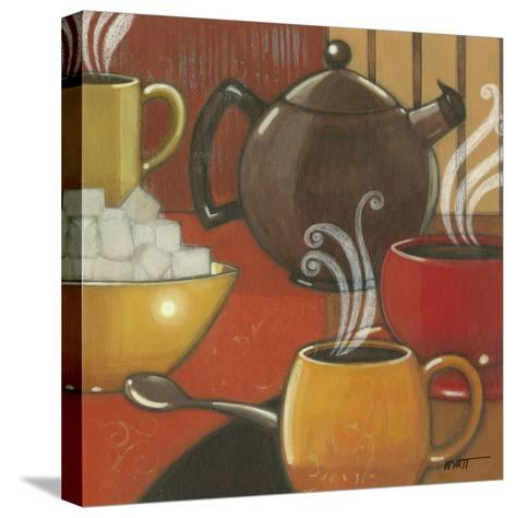 Another Cup I-Norman Wyatt Jr^-Stretched Canvas Print