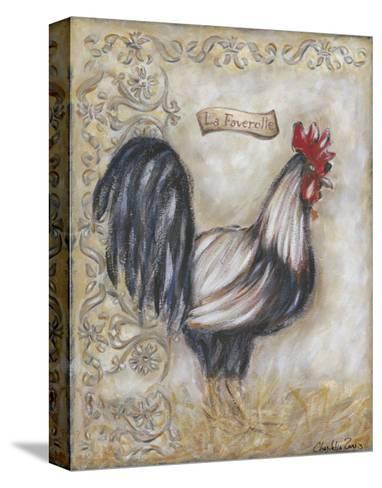 La Faverolle-Chariklia Zarris-Stretched Canvas Print
