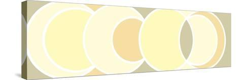 Lunar Phases-Renee W^ Stramel-Stretched Canvas Print