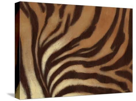Tiger II-Norman Wyatt Jr^-Stretched Canvas Print