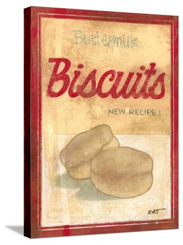 Buttermilk Biscuit Mix-Norman Wyatt Jr^-Stretched Canvas Print