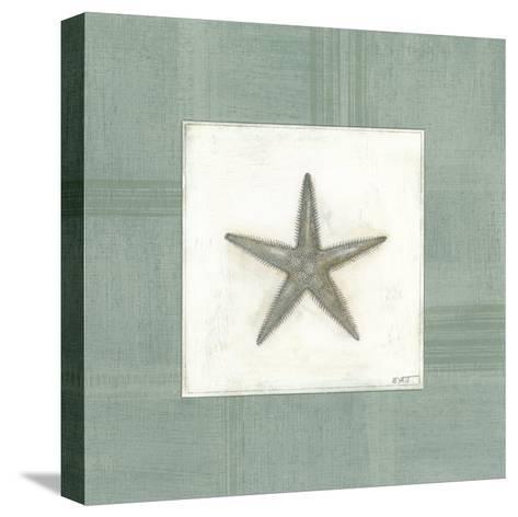 Sea Breeze III-Norman Wyatt Jr^-Stretched Canvas Print