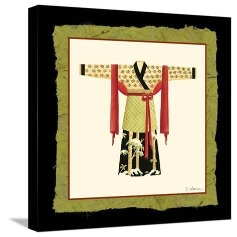 Kimono II-Nancy Slocum-Stretched Canvas Print