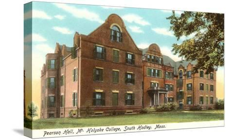 Mt. Holyoke College, South Hadley, Mass.--Stretched Canvas Print