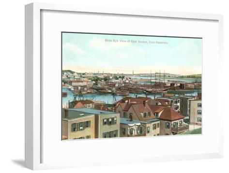 East Boston, Mass.--Framed Art Print