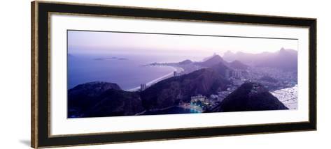 Rio De Janeiro, Brazil--Framed Art Print