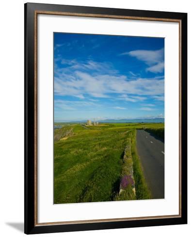Tankardstown Copper Mine, Copper Coast, County Waterford, Ireland--Framed Art Print
