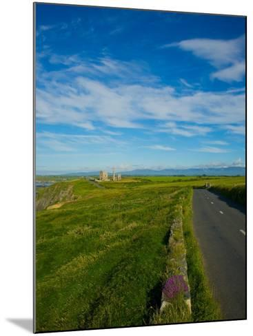 Tankardstown Copper Mine, Copper Coast, County Waterford, Ireland--Mounted Photographic Print