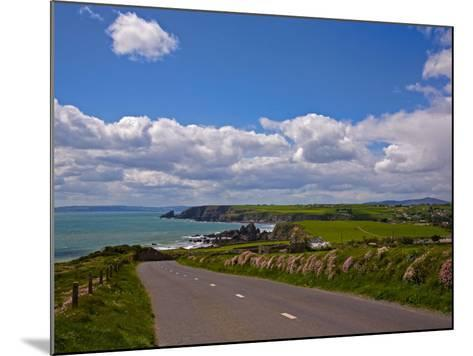 Bunmahon Village, Copper Coast, County Waterford, Ireland--Mounted Photographic Print
