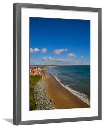 Tramore Strand, Tramore, County Waterford, Ireland--Framed Art Print