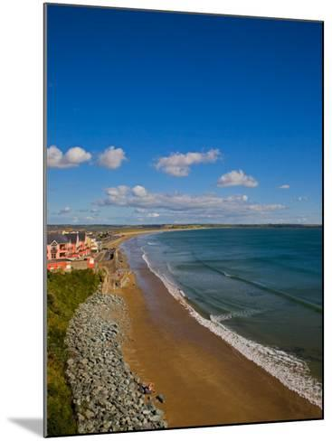 Tramore Strand, Tramore, County Waterford, Ireland--Mounted Photographic Print