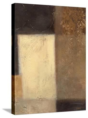 Ivory & Onyx II-Norman Wyatt, Jr^-Stretched Canvas Print