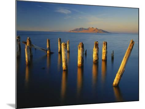 Great Salt Lake, Saltair, Great Basin, Utah, USA-Scott T^ Smith-Mounted Photographic Print