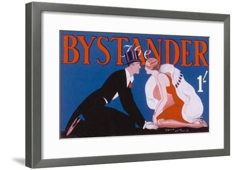 Bystander Masthead by Leon Heron, 1930--Framed Art Print