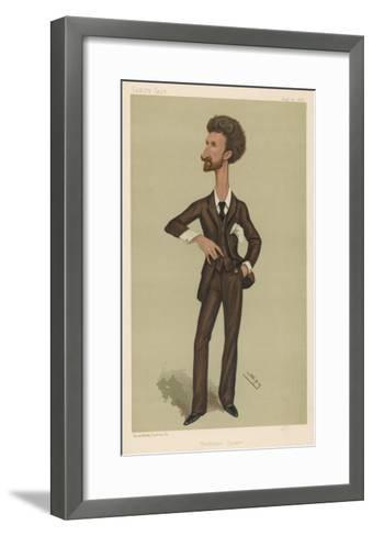 Cunninghame-Graham/Spy--Framed Art Print