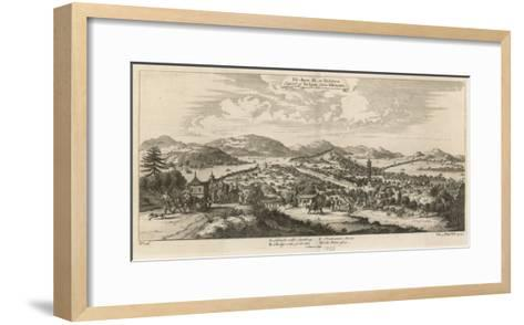 Fuzhou--Framed Art Print
