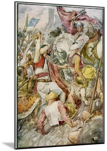 Charles Martel--Mounted Giclee Print
