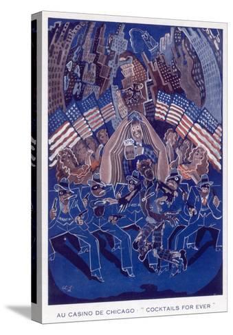Casino De Chicago 1933--Stretched Canvas Print