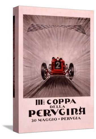 Coppa Della Perugina--Stretched Canvas Print
