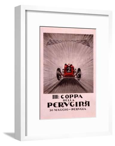 Coppa Della Perugina--Framed Art Print