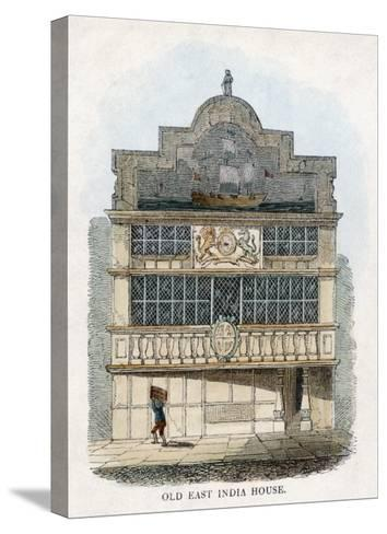 East India House, London--Stretched Canvas Print