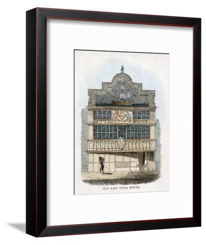 East India House, London--Framed Art Print