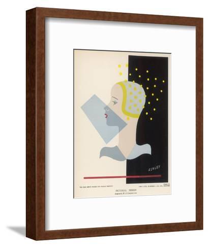 Female Type 1931--Framed Art Print