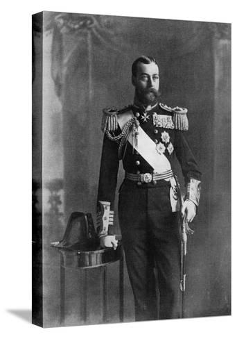 George V--Stretched Canvas Print