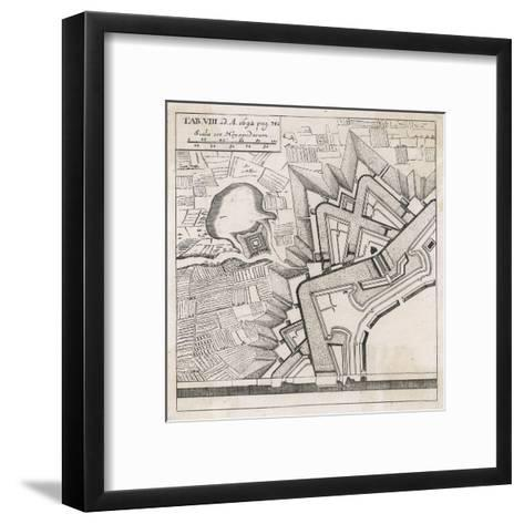 Fortifications by Vauban--Framed Art Print