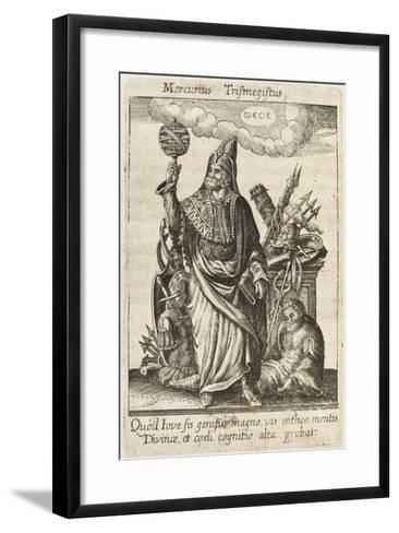 Hermes / Mercury--Framed Art Print