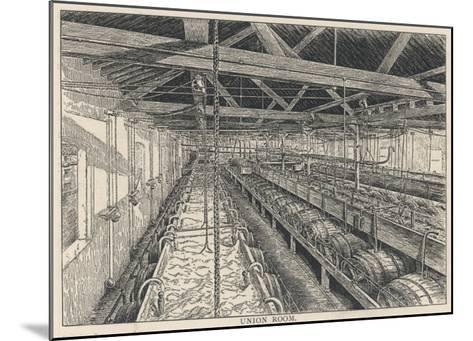 Ind Coope, Burton the Union Room--Mounted Giclee Print