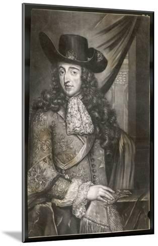 King William III--Mounted Giclee Print