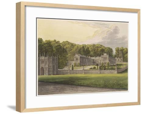 Lanhydrock, Cornwall--Framed Art Print