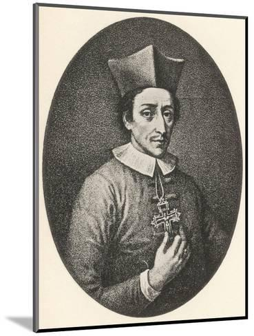 Nicolaus Stensen--Mounted Giclee Print
