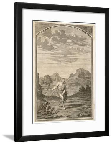 Parable of the Sower--Framed Art Print