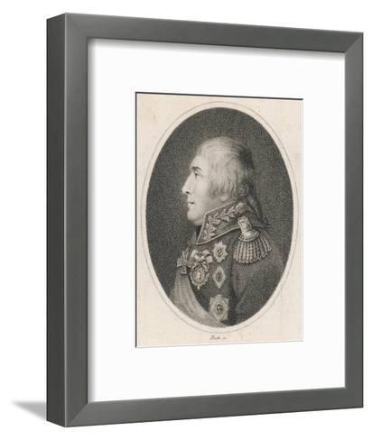 Mikhail Kutuzov--Framed Art Print