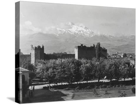 Turkey, Kayseri--Stretched Canvas Print