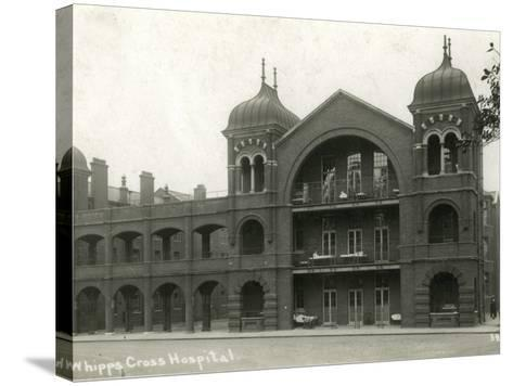 Whipps Cross Hospital, Essex-Peter Higginbotham-Stretched Canvas Print