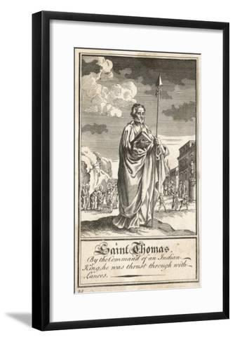 Thomas the Apostle--Framed Art Print