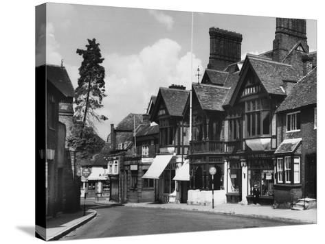 Godalming 1950s--Stretched Canvas Print