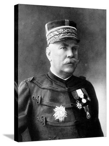 General Joffre--Stretched Canvas Print