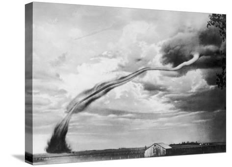 Jasper Tornado USA--Stretched Canvas Print