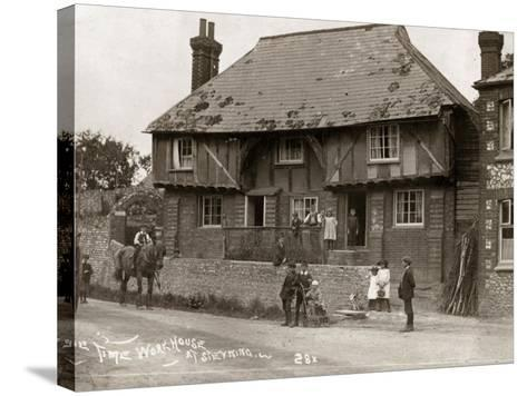 Parish Workhouse, Steyning, Sussex-Peter Higginbotham-Stretched Canvas Print