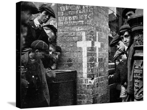 R.I.P in Dublin 1914--Stretched Canvas Print