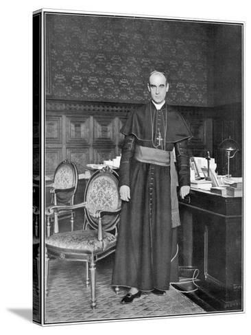 Rafael Merry Del Val Spanish Prelate, Secretary of State at the Vatican--Stretched Canvas Print