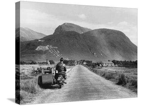 Ben Nevis--Stretched Canvas Print